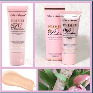 Too Faced Poreless skin soothing face primer